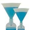 "Mini Polyethylene Funnel - 1.56"" Dia. Top x 2.10"" Hgt."