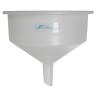 4-3/4 Gallon Large Industrial Polyethylene Drum Funnel