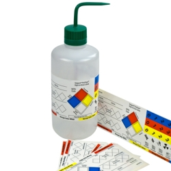 Thermo Scientific™ Nalgene™ Polypaper Right-To-Know Custom Labeling System