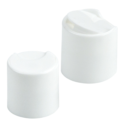 28/410 White Disc Dispensing Cap
