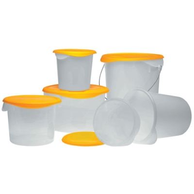 12 Qt. White Rubbermaid® Container (Lid Sold Separately)