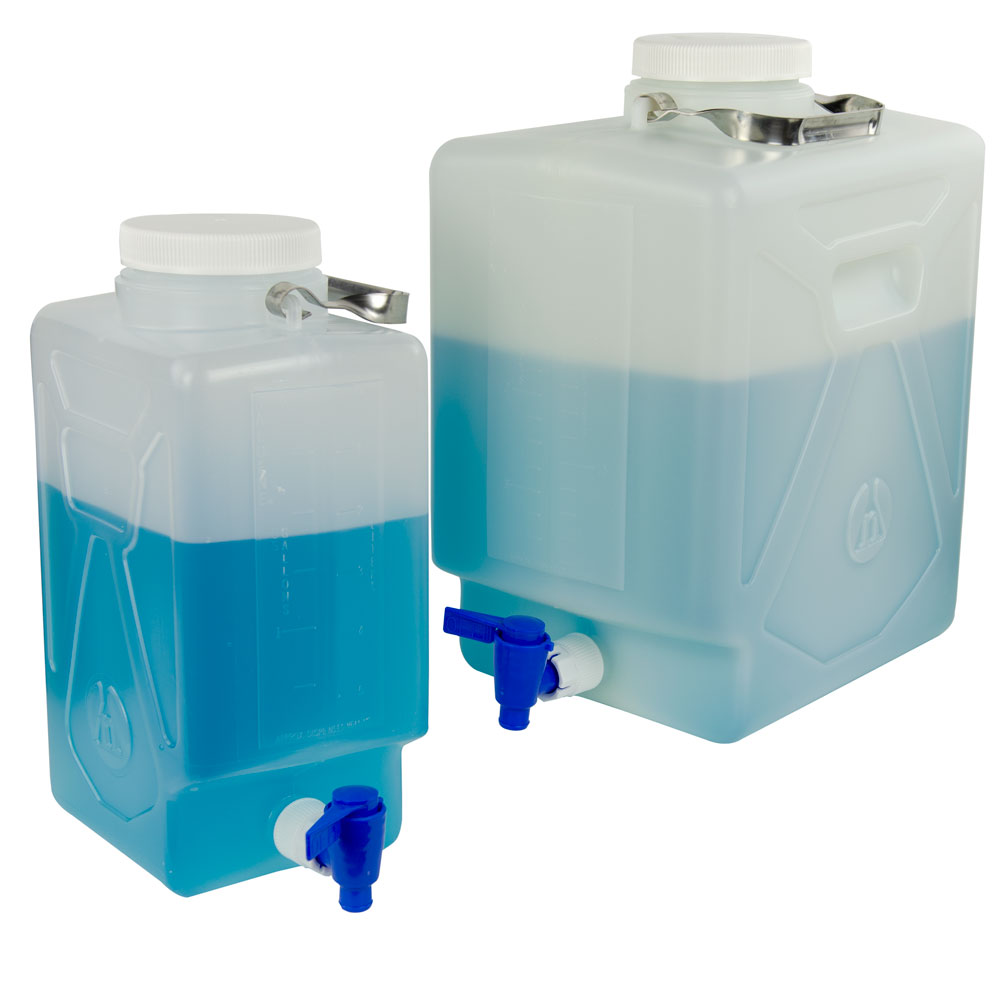 Thermo Scientific™ Nalgene™ HDPE Carboys with Spigot