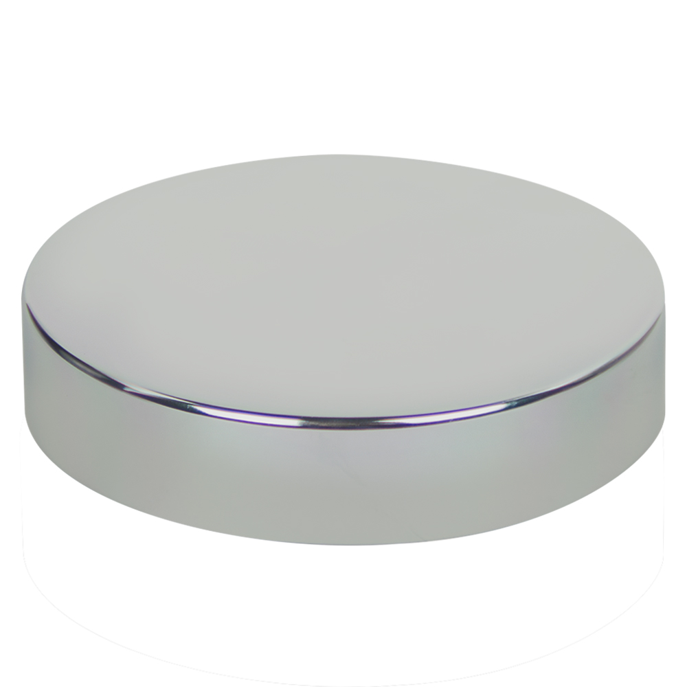 70/400 Silver Cap with Foam Liner