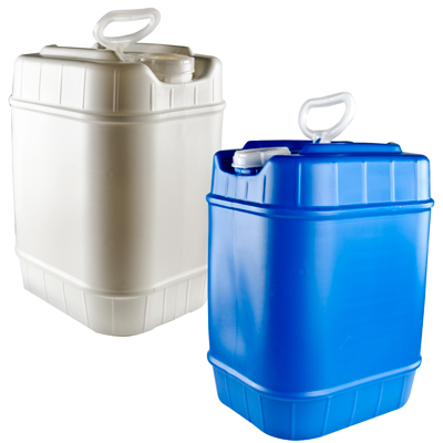 Blue 5 Gallon Rectangular Winpak®