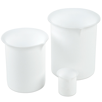 400mL Chemware® PTFE Griffin Beakers