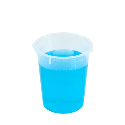 250mL Graduated Disposable Beakers