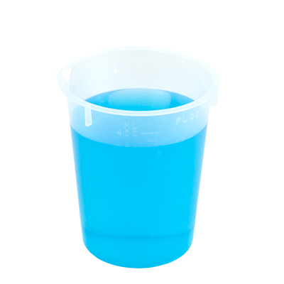 400mL Graduated Disposable Beakers