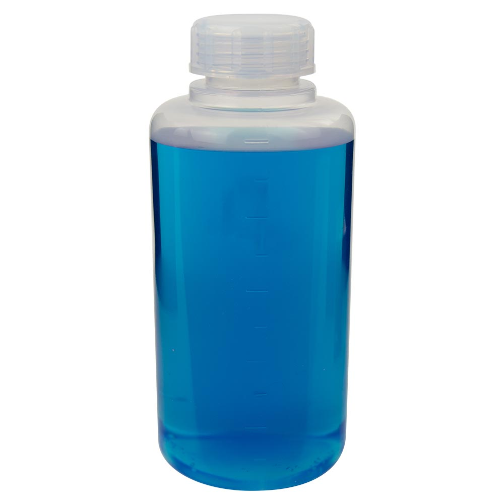 1000mL Chemware® PFA Graduated Wide Mouth Bottles