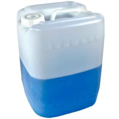 5 Gallon Level 5 Fluorinated Tight Head Container