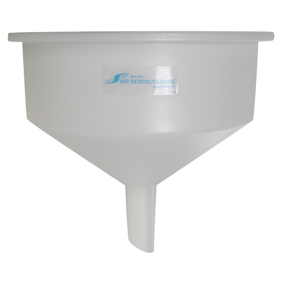 Scienceware® Large Industrial Polyethylene Drum Funnel