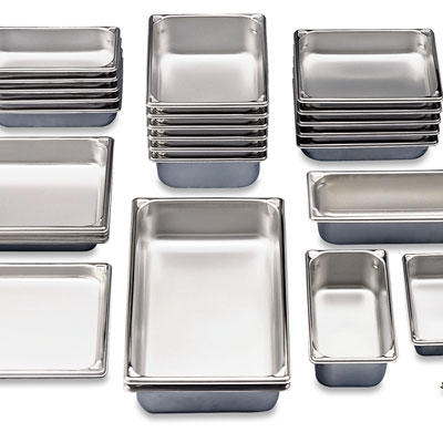 "1-1/8 Qt. Super Pan V® without Handles - 6-7/8""L x 6-1/4""W x 2-1/2""D"