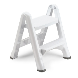 Rubbermaid ® Folding Step Stool