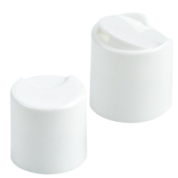 24/410 White Disc Dispensing Cap