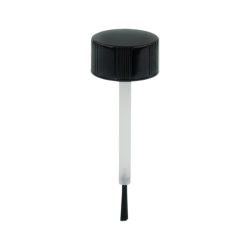 20/400 Phenolic Brush Cap with Foam Liner- 2-3/4