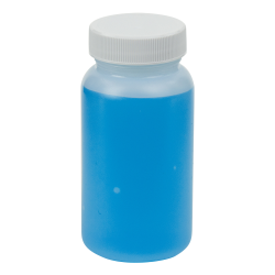 4 oz. Wide Mouth Round HDPE Jars with 38/400 Cap