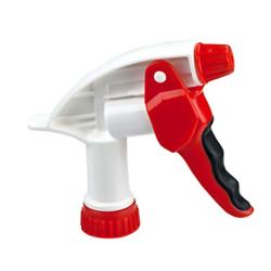 28/400 Red & White Big Blaster Cushion Grip Sprayer with 7-1/4