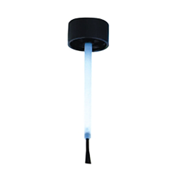 15/415 Phenolic Brush Cap with PE Liner- 2-1/4