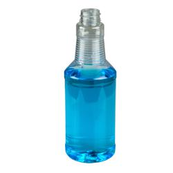 16 oz. Clear PET Spray Bottle  (Cap Sold Separately)