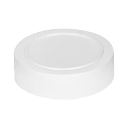63/485 White Polypropylene Spice Cap