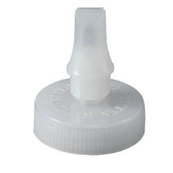 38/400 Natural Ribbon Applicator Tip
