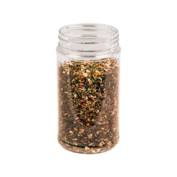 12 oz. Clear PET Jar with 63/400 Neck (Caps Sold Separately)