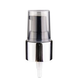 20/410 Silver/Black Smooth Treatment Pump - 4