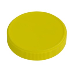 Yellow 70mm Gloss Finish Cap