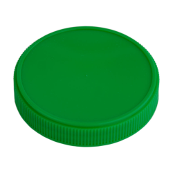 Green 70mm Gloss Finish Cap