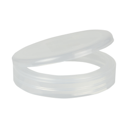 89/400 Natural Snap-Top Dispensing Cap
