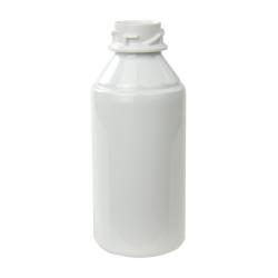 5 oz. White PET Flairosol Spray Bottle (Sprayer & Cap Sold Separately)