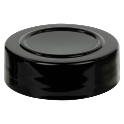 48/485 Black Polypropylene Spice Cap