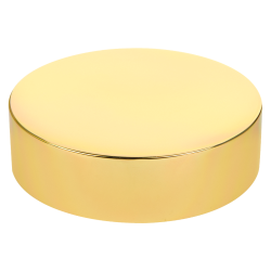 89/400 Gold Tall Cap with Foam Liner