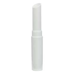 .07 oz. White Lip Stick Tube