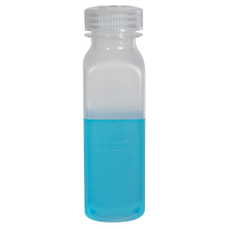 6 oz./200mL Nalgene™ Polypropylene Dilution Bottle with 38mm Cap