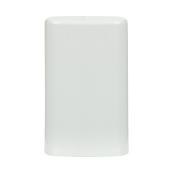 White Cap for .5 oz. White Deodorant Container