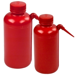 Thermo Scientific™ Nalgene™ Unitary™ Red Wash Bottles