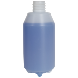 48 oz. White HDPE Economy Pressure Spray Bottle
