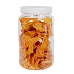 85 oz. PET Clear Jar with 110/400 Cap