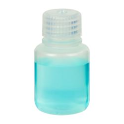 1 oz./30mL Nalgene™ Narrow Mouth Economy Polypropylene Bottle with 20mm Cap