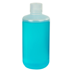 32 oz./1000mL Nalgene™ Narrow Mouth Economy Polypropylene Bottle with 38mm Cap