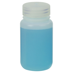 4 oz./125mL Nalgene™ Level 5 Fluorinated Bottle with 38mm Cap