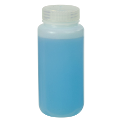 16 oz./500mL Nalgene™ Level 5 Fluorinated Bottle with 53mm Cap