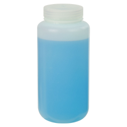 32 oz./1000mL Nalgene™ Level 5 Fluorinated Bottle with 63mm Cap