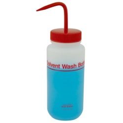 Thermo Scientific™ Nalgene™ Level 5 Fluorinated High Density Polyethylene Wash Bottle