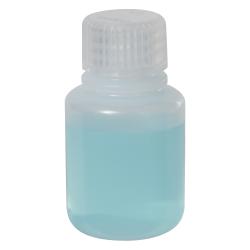 1 oz./30mL Nalgene™ Narrow Mouth LDPE Bottle with 20mm Cap