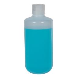 32 oz./1000mL Nalgene™ Narrow Mouth LDPE Bottle with 38/430 Cap