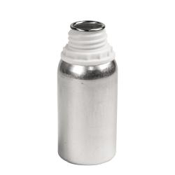 160mL Industrial Aluminum Bottle (Cap Sold Separately)