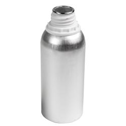 315mL Industrial Aluminum Bottle (Cap Sold Separately)