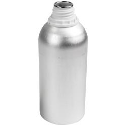 625mL Industrial Aluminum Bottle (Cap Sold Separately)