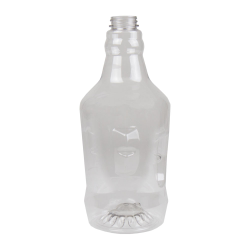 64 oz. Clear PET Growler with 38mm Neck  (Cap Sold Separately)